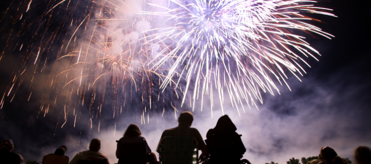 Wilford Village Charity Firework Display